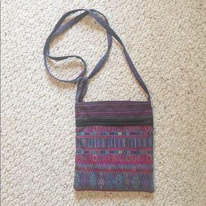 Handbags - Bohemian Handmade Embroidered Crossbody Purse